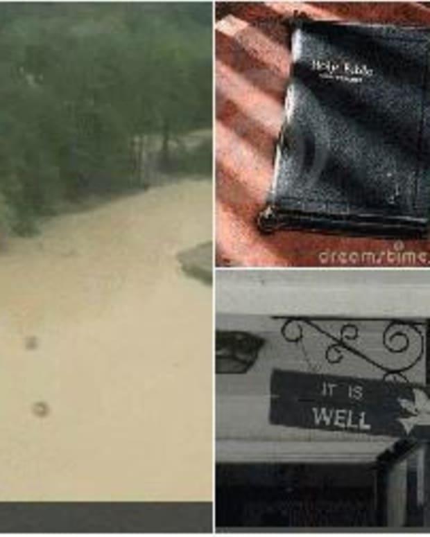 South Carolina Flood.