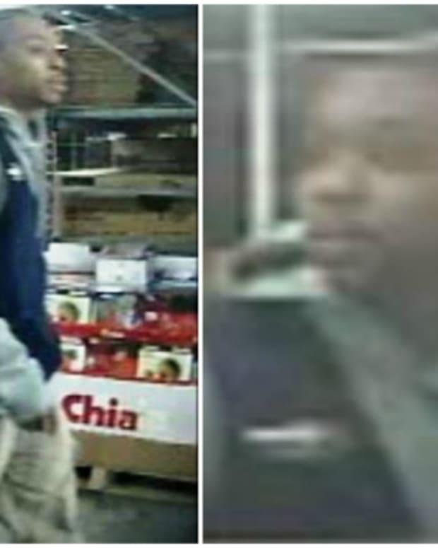 Wal-Mart theft