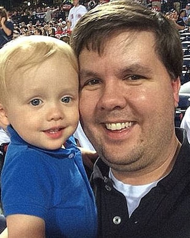 Justin Ross Harris is accused of leaving his son, Cooper, to die in a hot car.