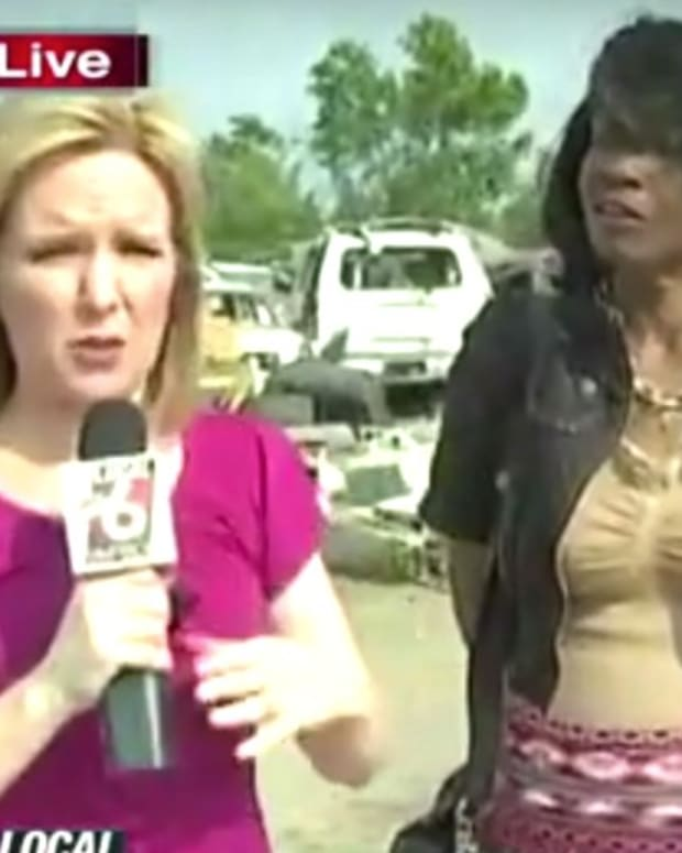 Funny Post-Tornado TV Interview In Kentucky (Video) Promo Image