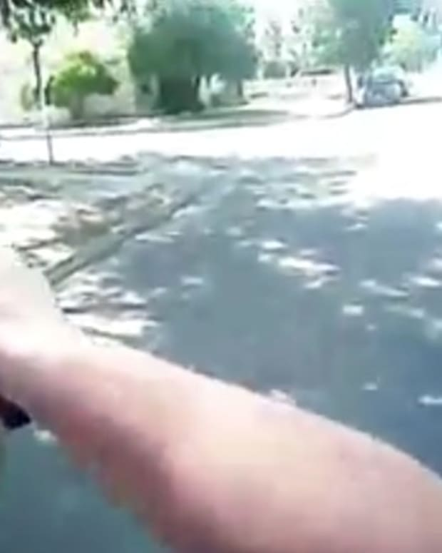 Fresno Police Kill Unarmed Mentally Ill Man (Video) Promo Image
