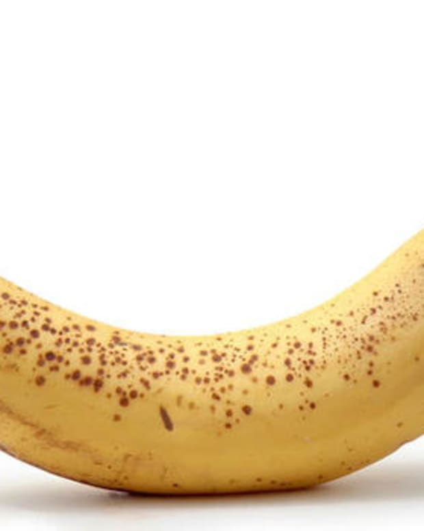 What Happens When You Eat A Spotted Banana (Video) Promo Image