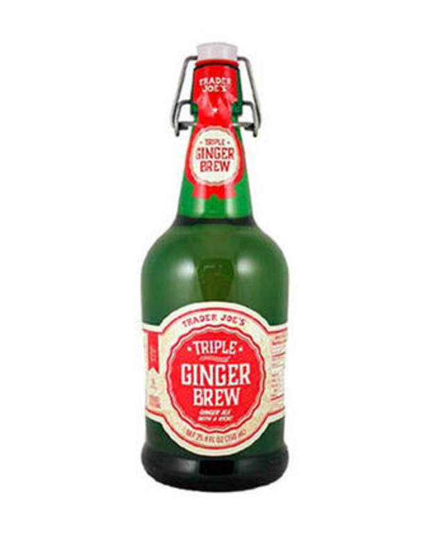 Trader Joe's Ginger Brew