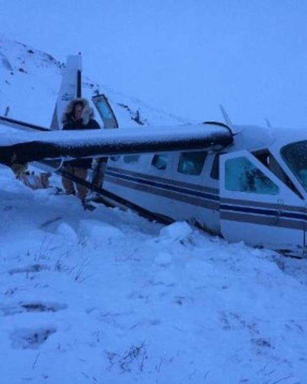Alaska Plane Crash.