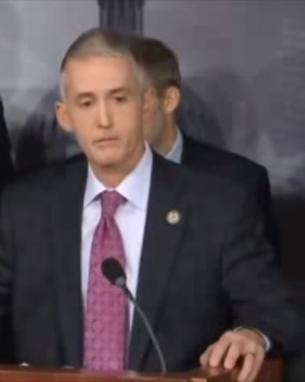 Benghazi committee chair Trey Gowdy