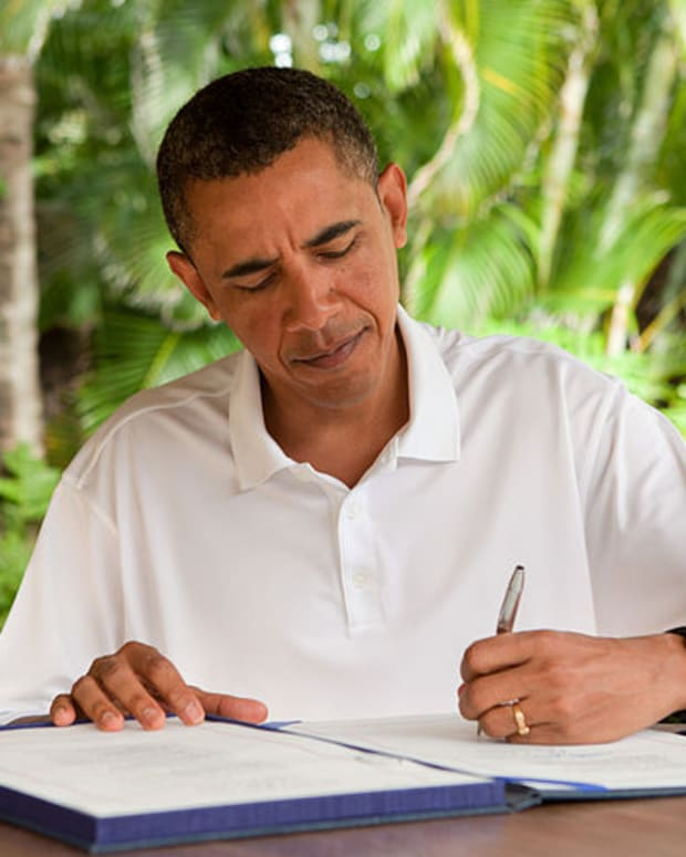Obama Signs Zadroga Act