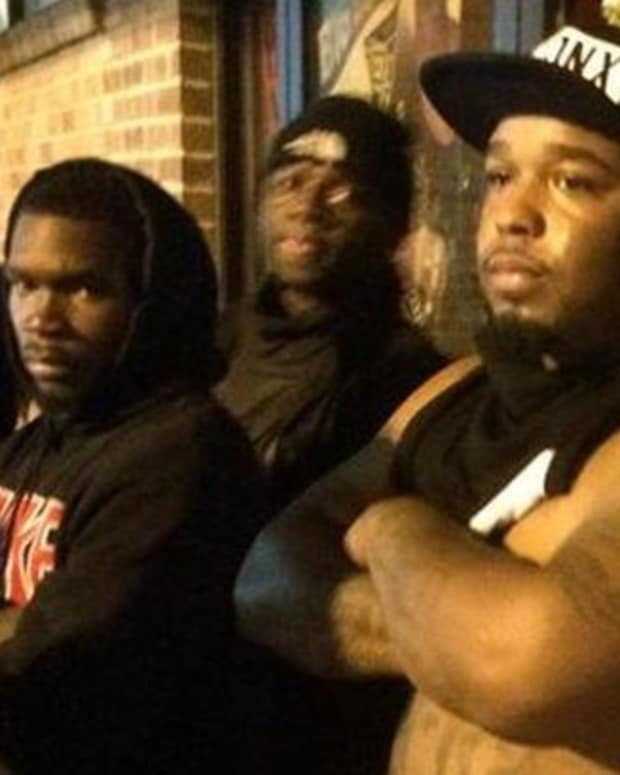 Black Ferguson Residents Protect White-Owned Business Amid Riots Promo Image