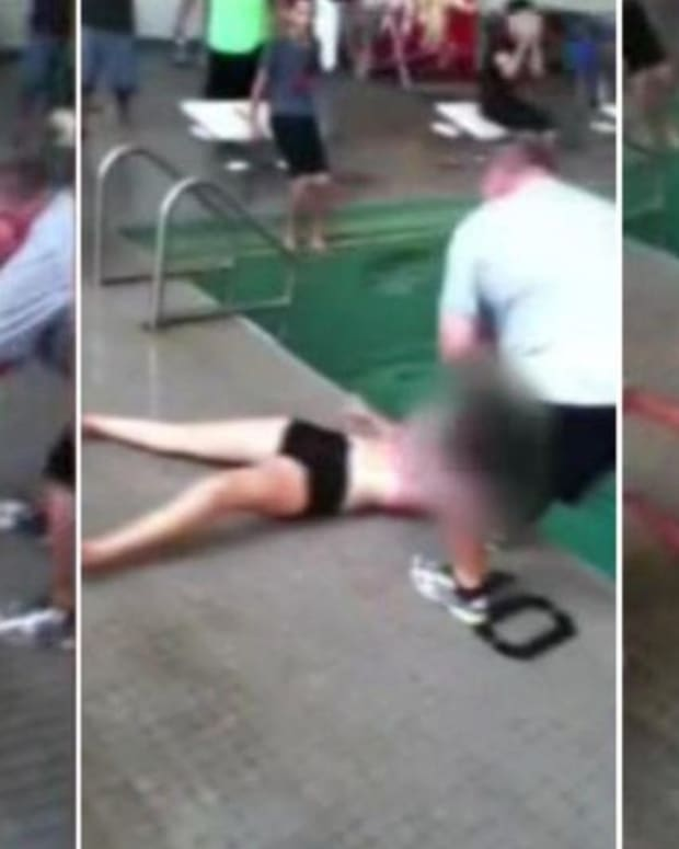 Gym Teacher's Aggressive Treatment Of Student Lands Him In Hot Water (Video) Promo Image