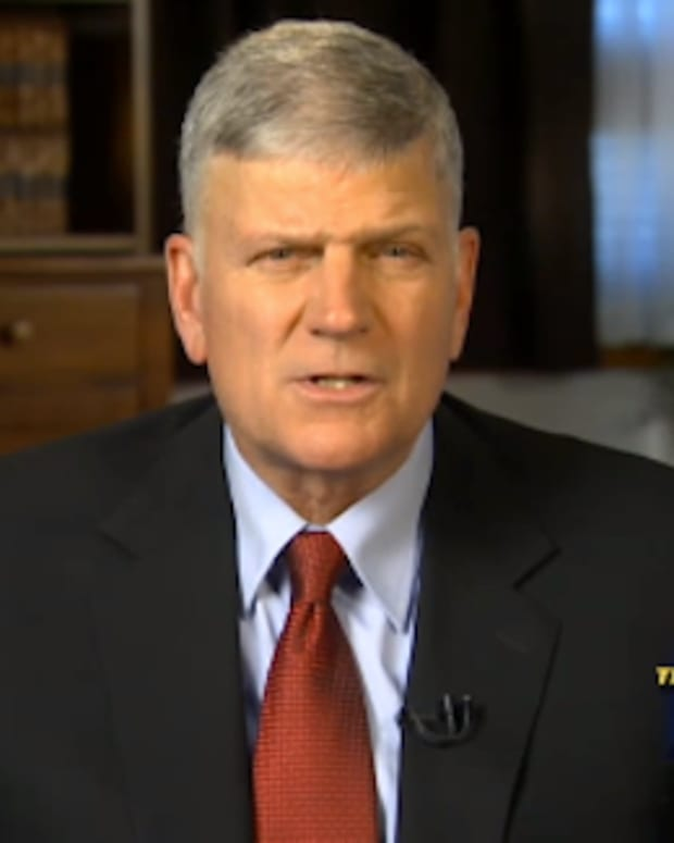 The Rev. Franklin Graham On Guns