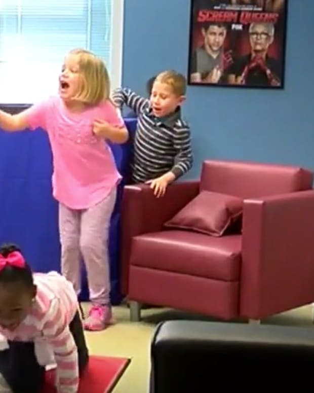 Hidden Camera Shows Kids 'Shoot' Gun At Kids (Video) Promo Image