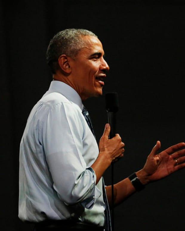 Obama Reiterates Need For Diplomacy  Promo Image