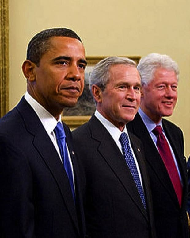 Obama Looks To Raise Pension Fund For Former Presidents Promo Image