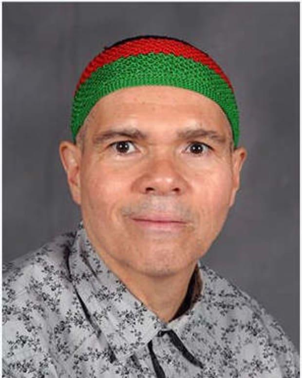 Kent State Professor Julio Pino