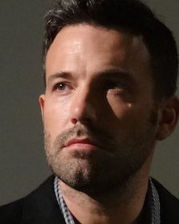 Ben Affleck's Bizarre Rant Goes Viral (Video) Promo Image