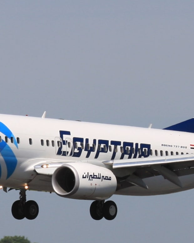 Experts Say Signs Point To Terrorism For EgyptAir Flight Promo Image