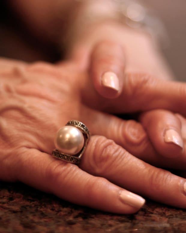 Manicured Hands.
