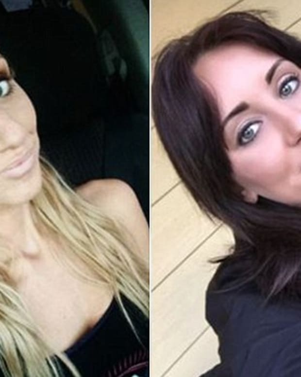 Before and After Meth.