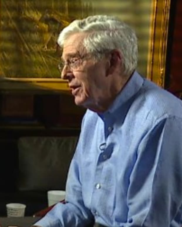Koch Brothers OK With Clinton Presidency (Video) Promo Image