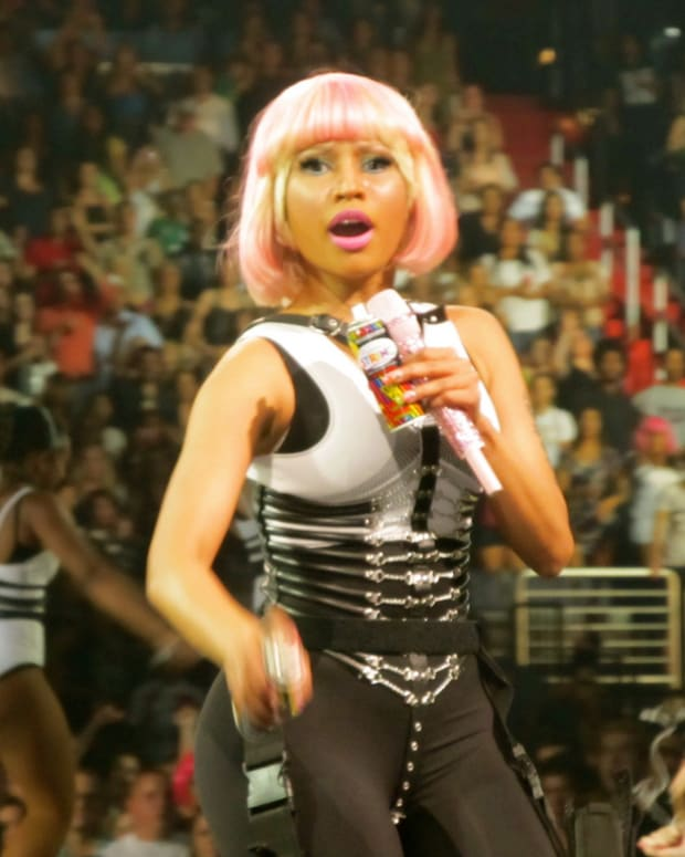 Nicki Minaj in 2011