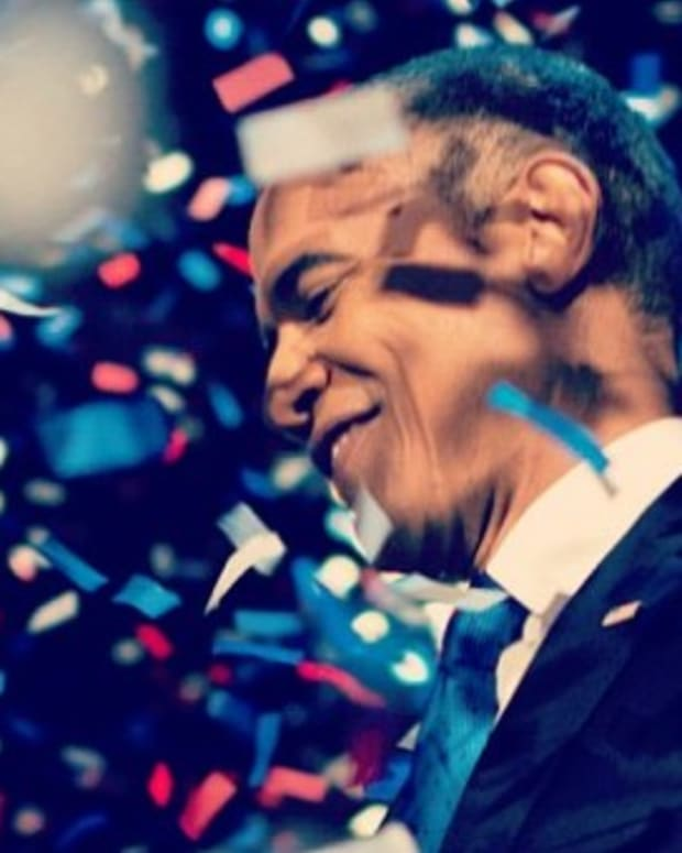 Obama's Approval Rating Up To 52% Promo Image