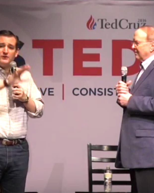 Sen. Ted Cruz And James Dobson