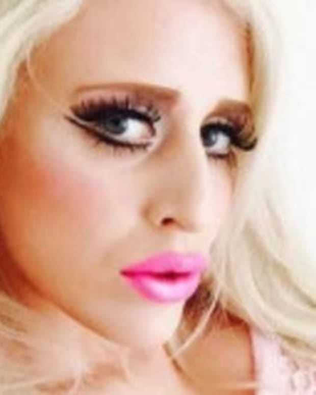 Woman Spends $15,000 To Look Like A Barbie Doll Promo Image