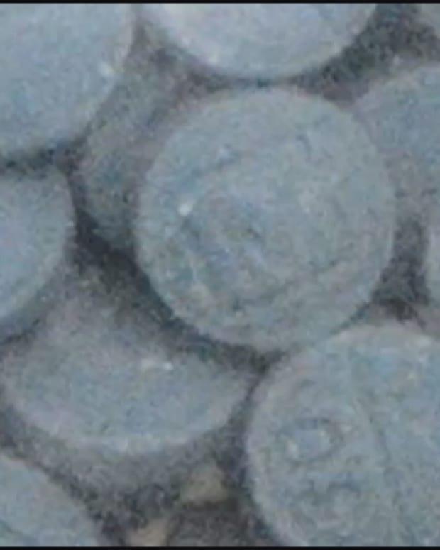 Heroin Pills.