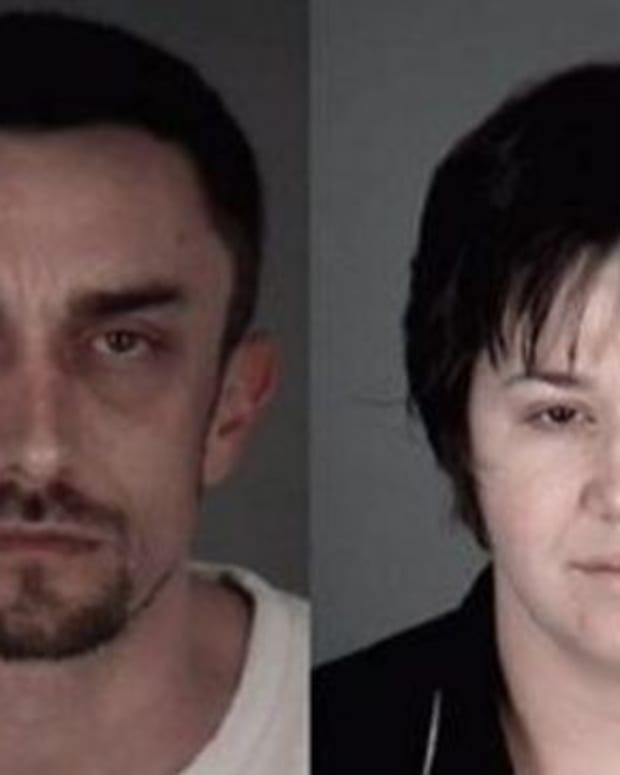 Couple Arrested After Police Discover Footage They Made With 1-Month-Old Boy  Promo Image