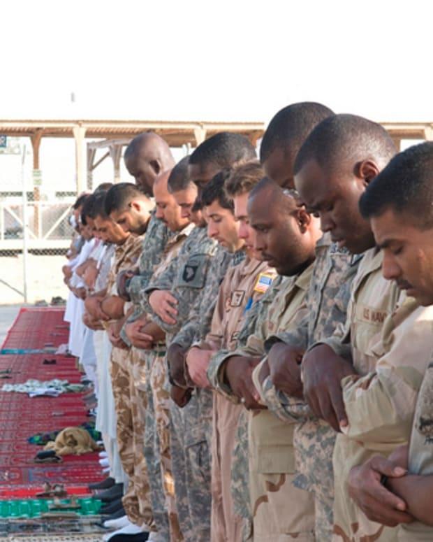 Military Personnel, Ramadan