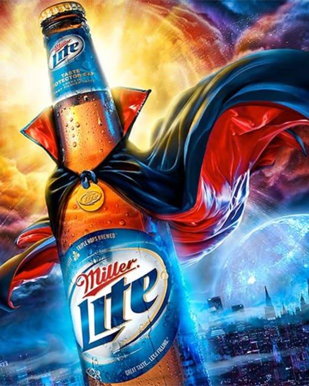 Superpower Beer.