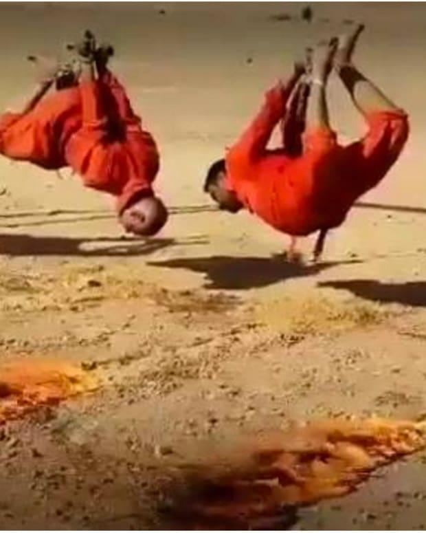 ISIS Video Screenshot.