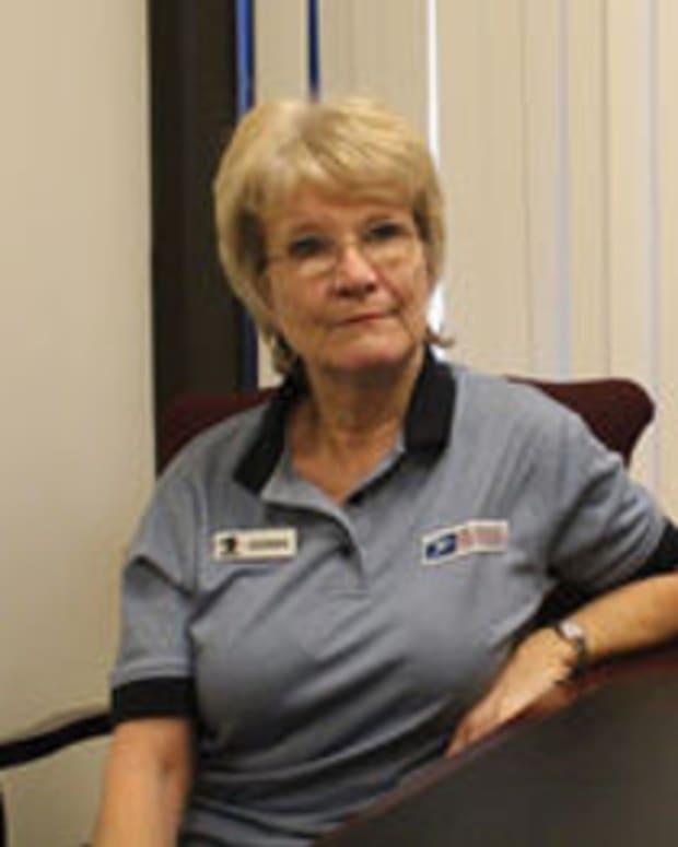 Debbie Hill.