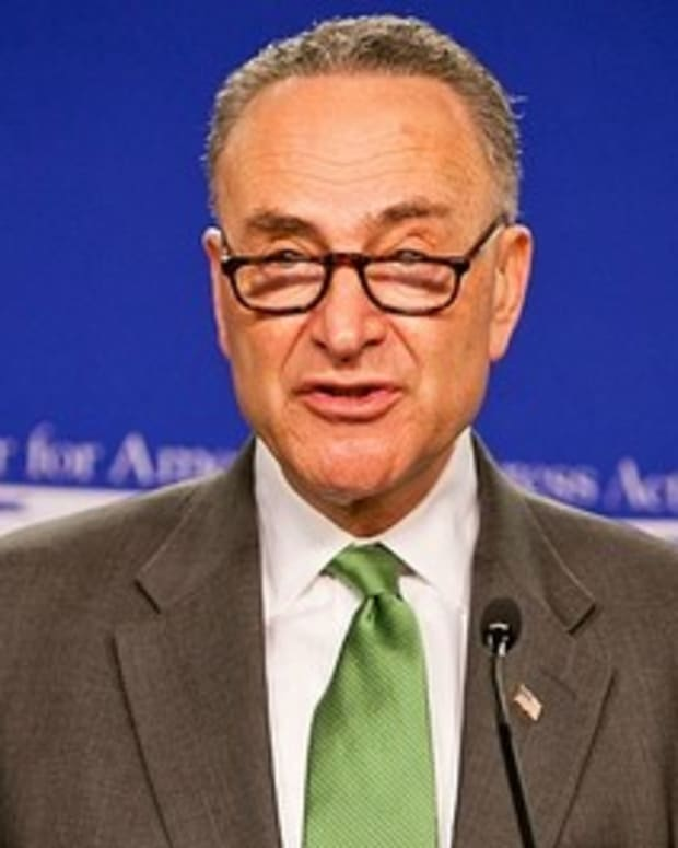 Schumer Trolls McConnell, Sends Him His Own Letter (Photo) Promo Image