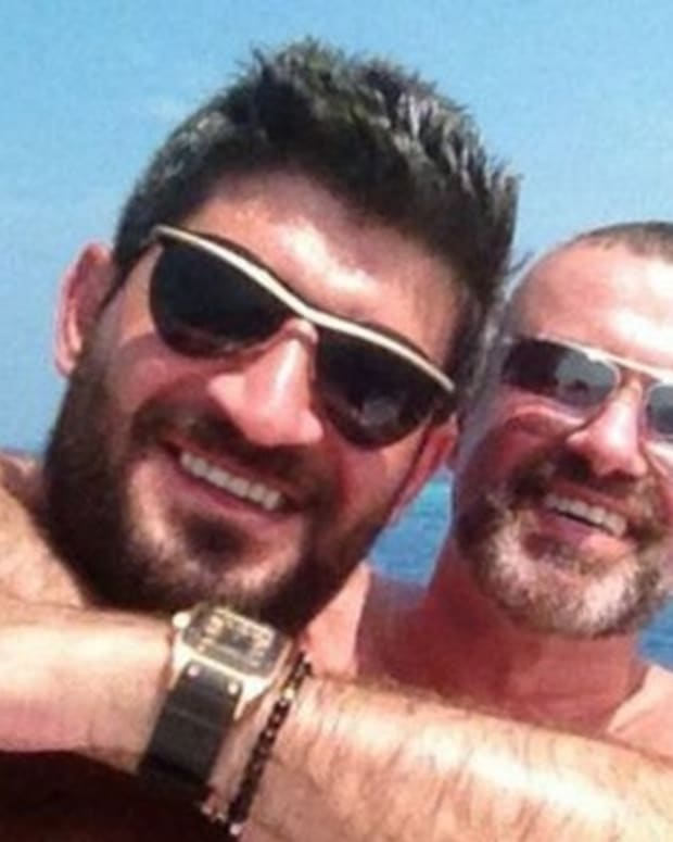 George Michael's Boyfriend Reveals Sad Details On His Last Days Alive Promo Image