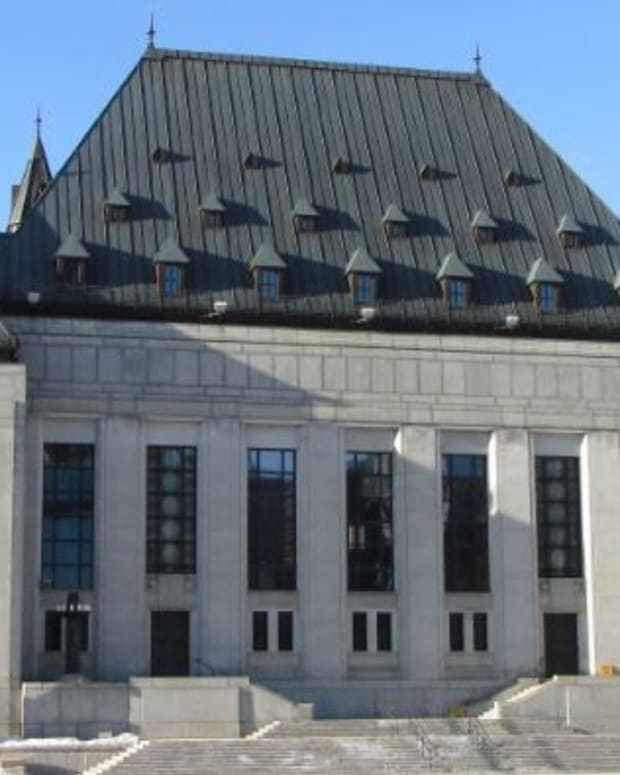 Canadian Court: Sex Offenders Can Be Banned From Web Promo Image