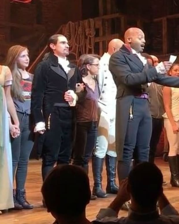 Members Of Hamilton Cast Haven't Voted In Years Promo Image