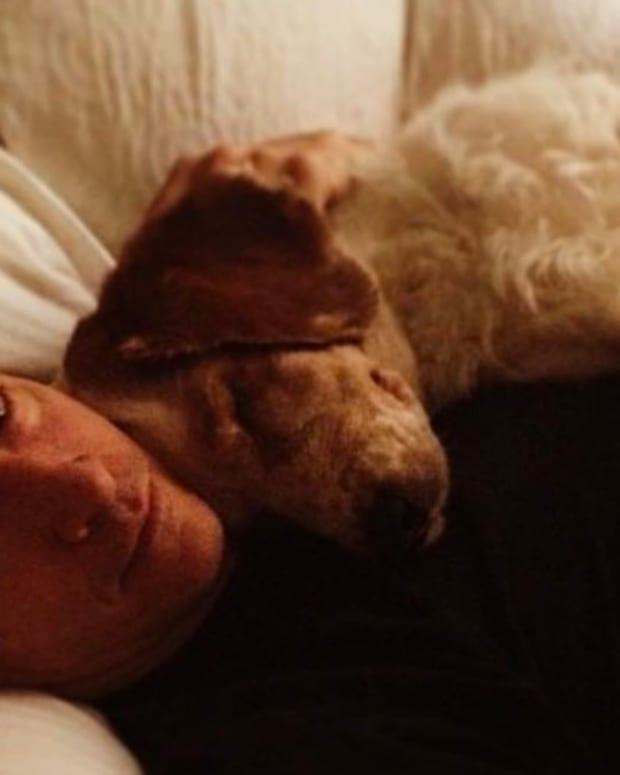 Anderson Cooper Donates Bulletproof Vests To K9s Promo Image