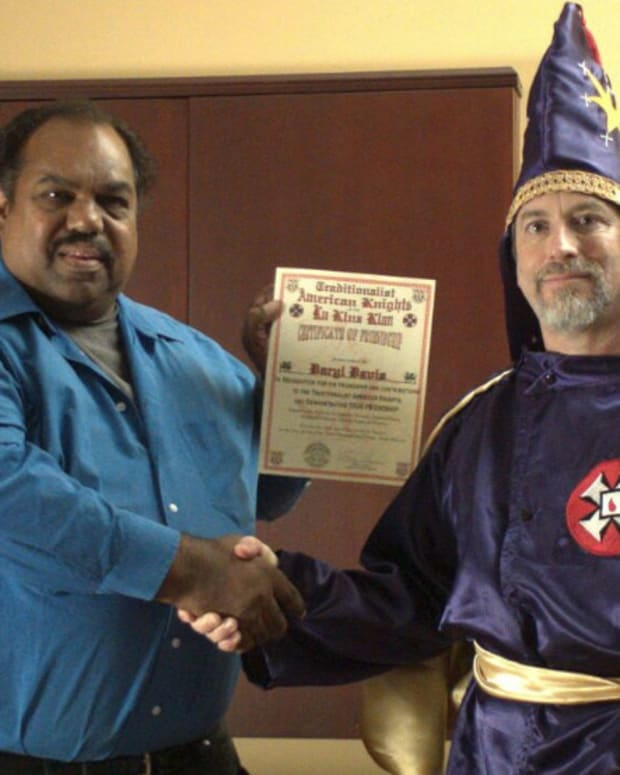 Black Musician Responsible For 200 Departures From KKK Promo Image