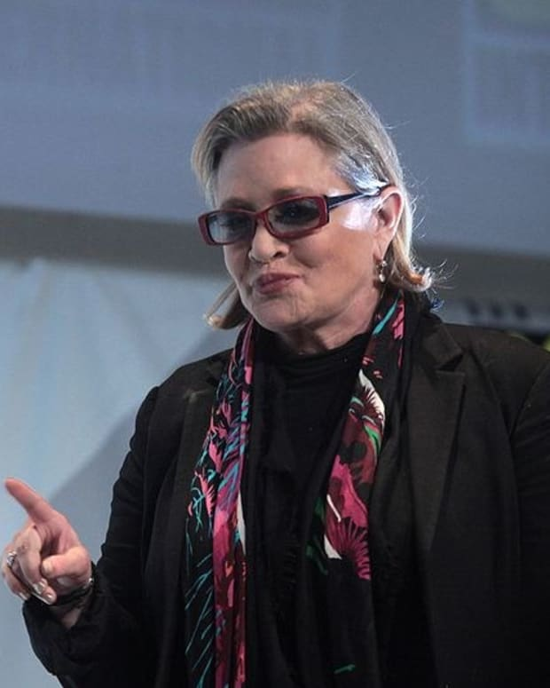 Carrie Fisher Had One Final Request For Her Obituary Promo Image