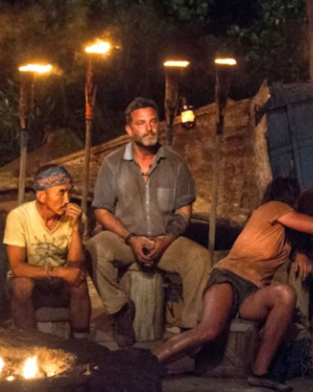 Transgender Contestant Outed On 'Survivor' (Video) Promo Image