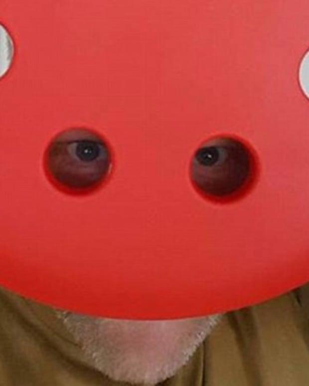 Man Gets Testicle Stuck In IKEA Stool Promo Image