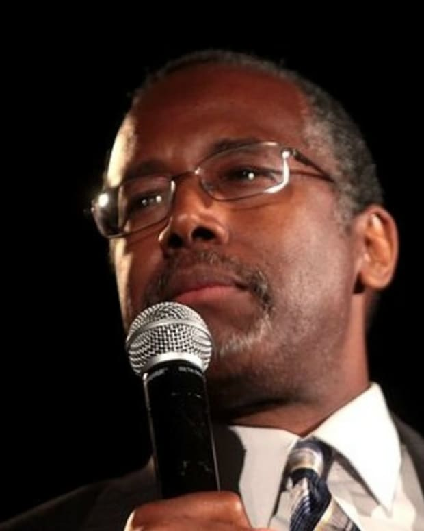 Ben Carson Blasted For Saying Slaves Were Immigrants Promo Image