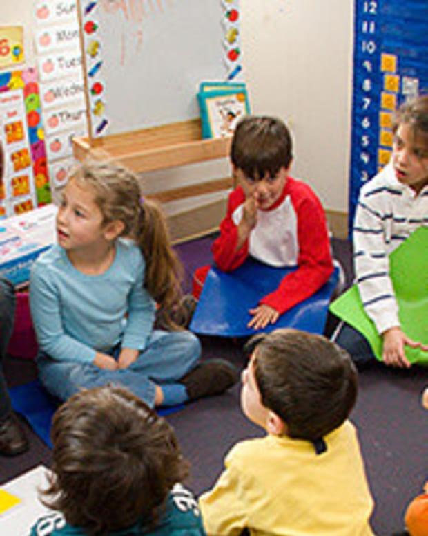 Mom Upset Over List Of Demands From Kindergarten Promo Image