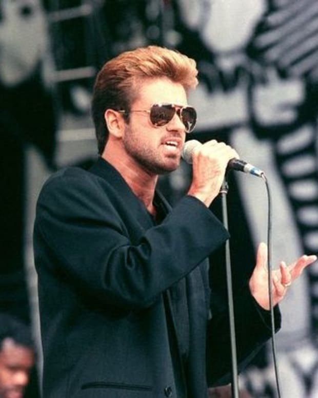 George Michael's Secret Philanthropy Revealed Promo Image
