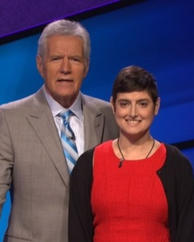 Dying Woman Kept Her 'Jeopardy' Appearance A Secret Promo Image