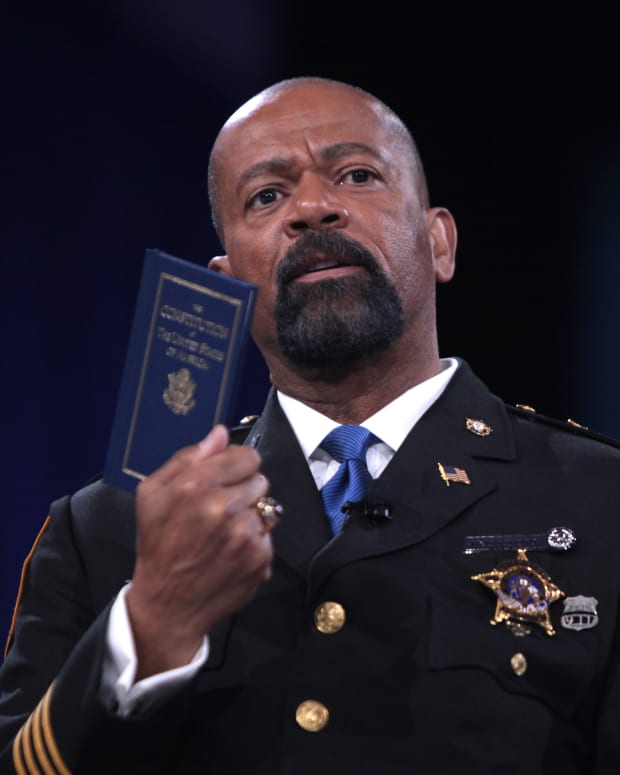 Milwaukee Sheriff Blames Riots On Liberal Politics Promo Image