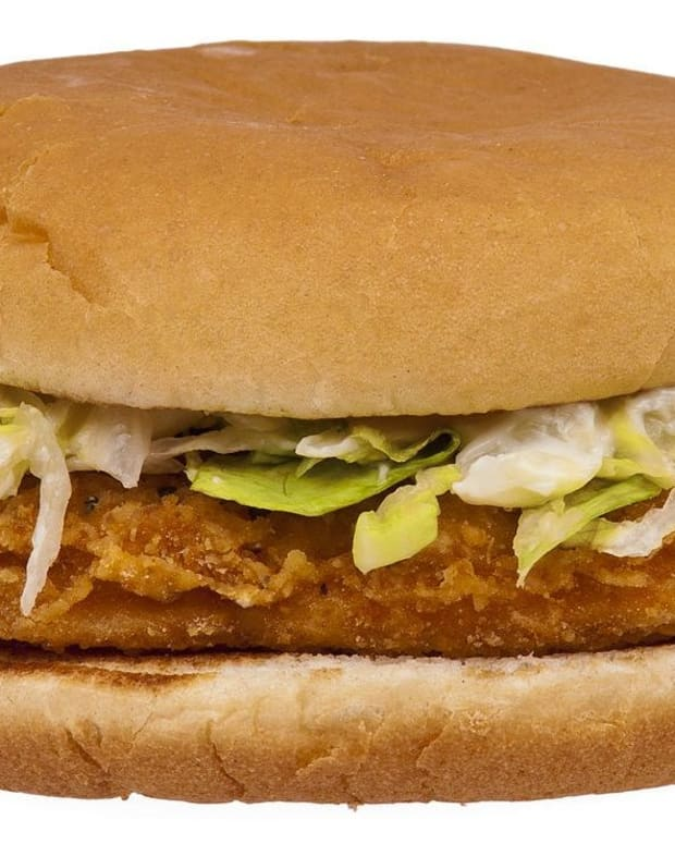Man Has Sex With McChicken, Posts Video Online Promo Image