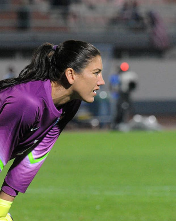 US Team Wrong To Terminate Hope Solo's Contract Promo Image