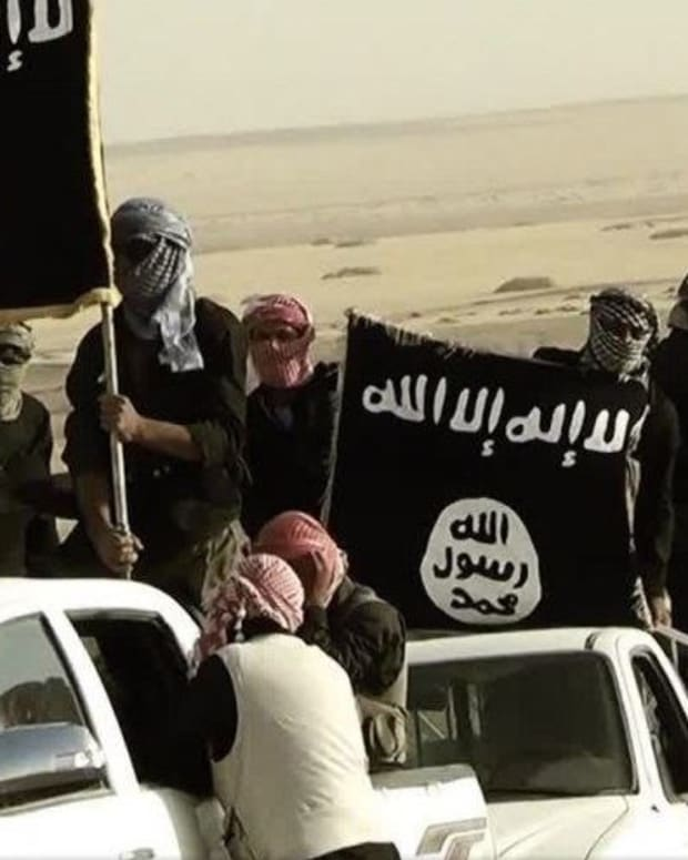 Report: ISIS No Longer Controls Any Iraqi Oil Promo Image
