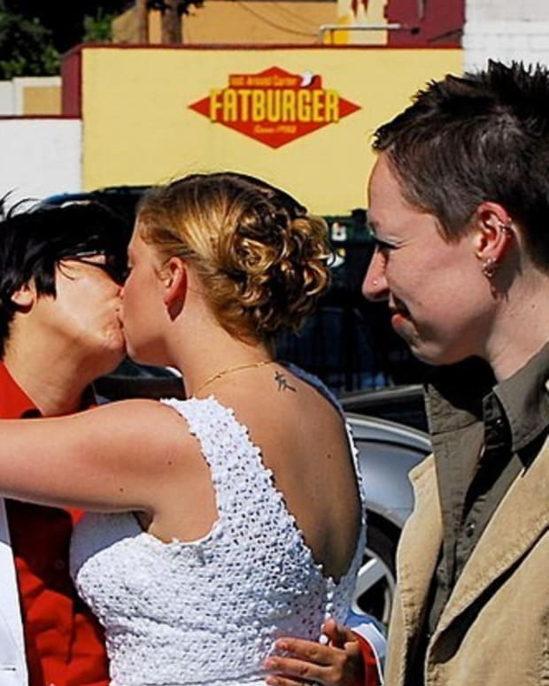 North Carolina Bill Attempts To Ban Same-Sex Marriage Promo Image
